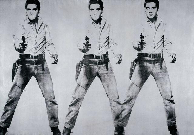 File:Andy Warhol Elvis.jpg
