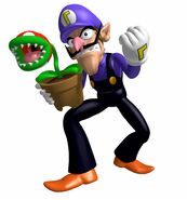 Waluigi Mario Party 3