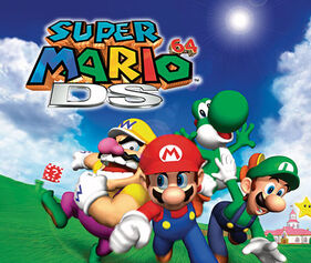 TM WiiUVC SuperMario64DS