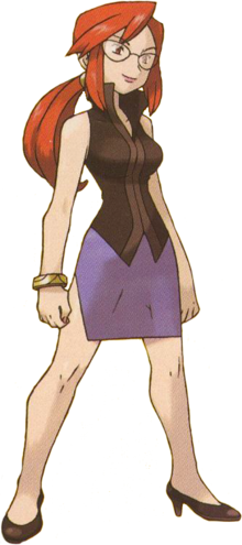 FireRed LeafGreen Lorelei