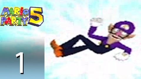 Mario Party 5 - Pirate Dream Part 1
