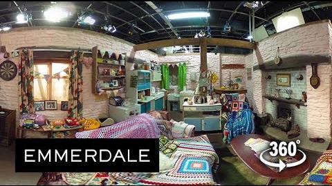 Emmerdale 360° Dingles Studio