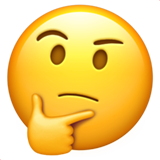 File:Think Emoji apple.png