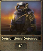 Demolitions Defense II