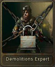 Demolitions Expert 2
