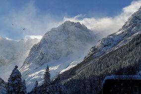 Caucasus area
