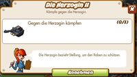 Die Herzogin II (German Mission text)