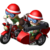 Elite Army Motorcycle
