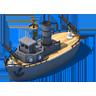 Unit Sea AntiAir Lvl01 SW icon