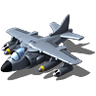 Harrier Fighter