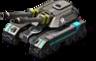 EX B40 Tank