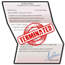 Order of Termination