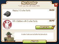 Crushertanks