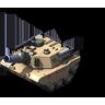 Abrams Tank