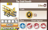 The Gold Banditt