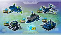 Blue Barrage III