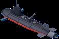 Seawolf Gunboat Back
