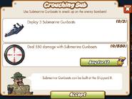 Crouching-Sub