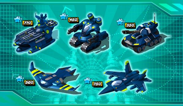 Blue Barrage