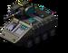 Pandur B-45 APC
