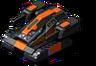 Space Potter Tank IV