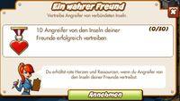Ein wahrer Freund (German Mission text)