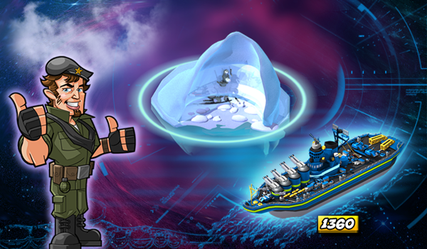 Iceberg! Dead Ahead!
