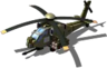 T-129 Mongoose Attack Helicopter