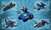 Blue Barrage 10