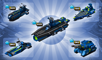 Blue Barrage 11