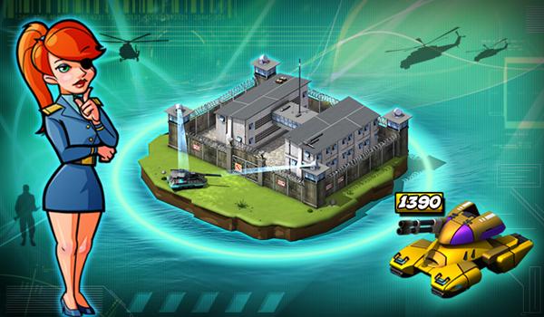 Prison Takeover