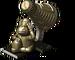 Astrochimp Statue