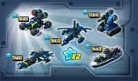 Blue Barrage 2