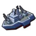 Goal Railgun Battleship