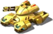 Golden Doberman Tank