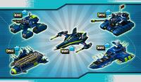 Blue Barrage 7
