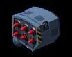 Missile Pod (Left)