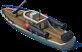 Torpedo Gunboat Back
