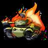 Goal destroy tank