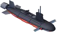 Seawolf Gunboat Front