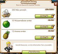 Umsiedlung (German Mission text)