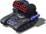 The Black Ops Rocket Artillery