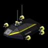 Goal SpecOps UUAV Drone Gunboat