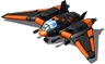 Space Owl Fighter II