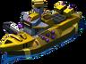 Blazing Platana Battleship