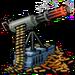 Goal machine gun