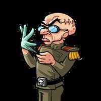 Professor Von Helman Main