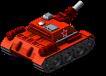 SU-122 Elite Tank Back