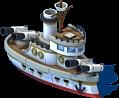 Light Battleship Front