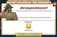 Marine-Luftmacht neu definiert Belohnung (German Reward text)